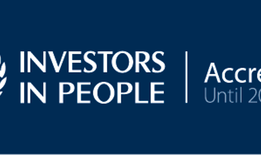 Read: Investors In People Standard!