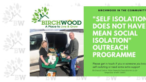 Birchwood in the Community swiftly responds to The Coronavirus crisis