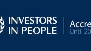 Investors In People Standard!